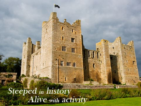 Bolton Castle – Perfect Yorkshire wedding venue