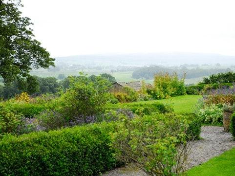 Medieval Garden Yorkshire