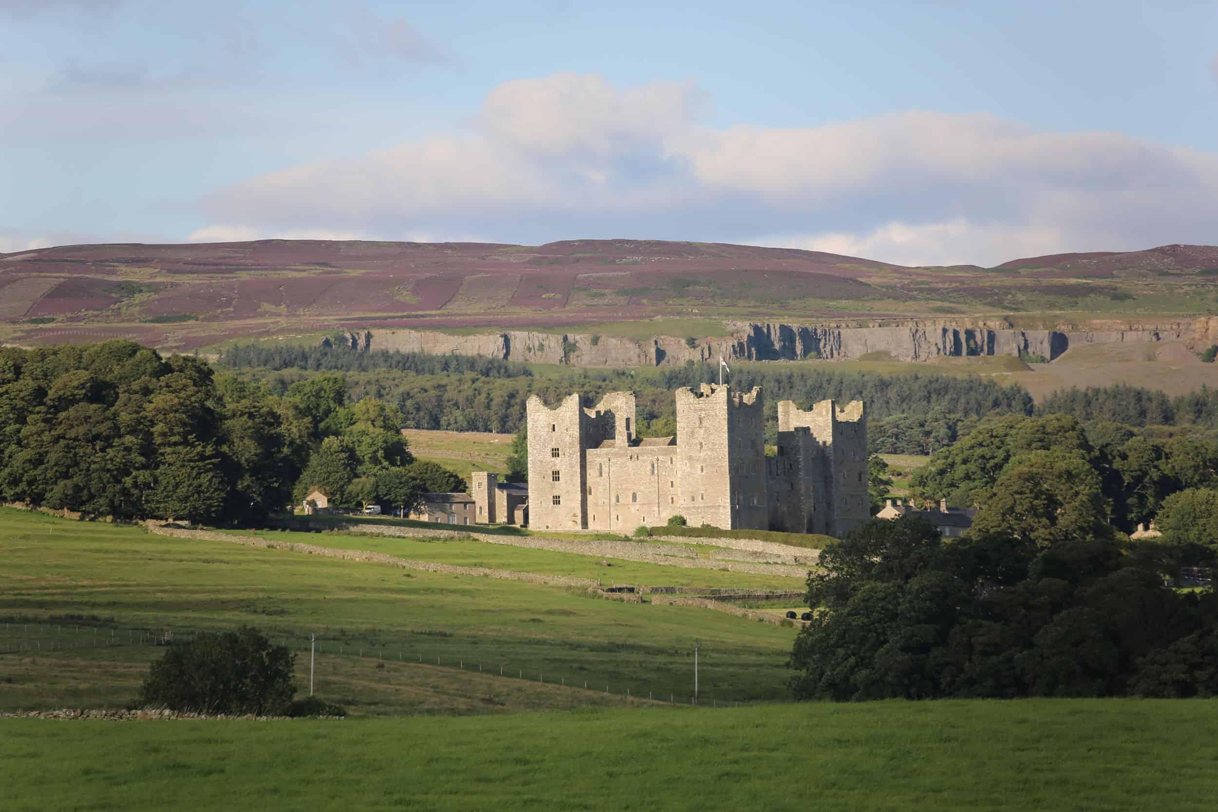 history - bolton castle