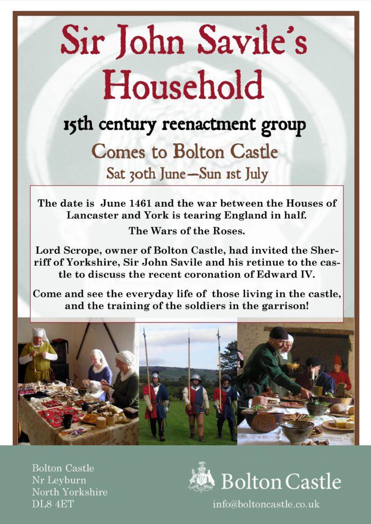 Events – Bolton Castle