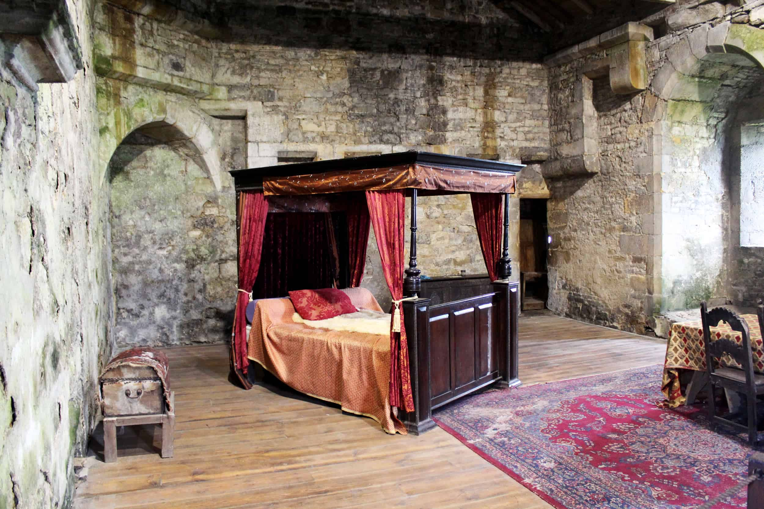 Bolton Castle Tea Room